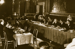 Signing of the European Convention - 4 November 1950